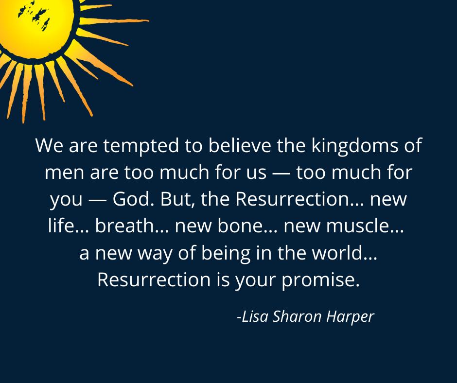 We Pray Quote
